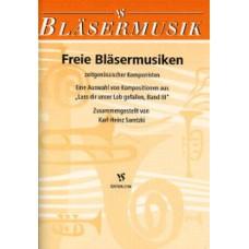Freie Bläsermusiken