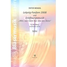 Leipzig-Fanfare 2008