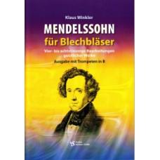 Mendelssohn für Blechbläser