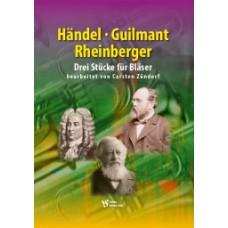 Händel / Guilmant / Rheinberger