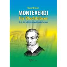 Monteverdi für Blechbläser