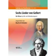 Sechs Lieder von Gellert