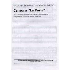 """Canzona """"La Porta"""""""