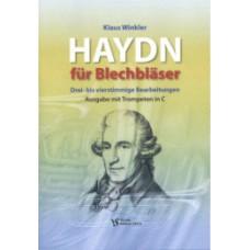 Haydn für Blechbläser
