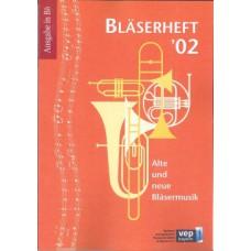 Bläserheft '02 Ausgabe in Bb