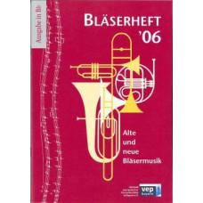 Bläserheft '06  Ausgabe in Bb
