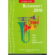 Bläserheft 2010 (B-Stimmen)