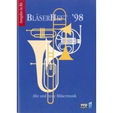 Bläserheft '98 Ausgabe in Bb