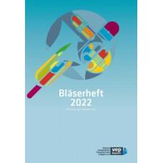 Bläserheft 2022