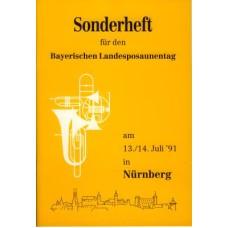Sonderheft Landesposaunentag '91