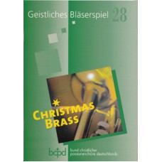 Geistliches Bläserspiel 28, christmas brass