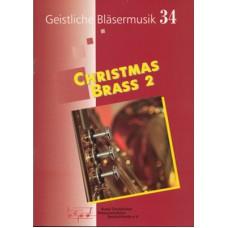 Geistliches Bläserspiel 34, christmas brass 2