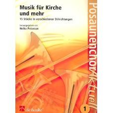 Musik für Kirche und mehr