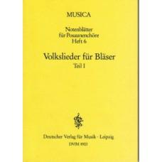 Musica 6 - Volkslieder 1. Teil