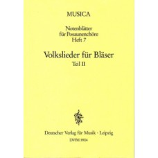 Musica 7 - Volkslieder 2. Teil