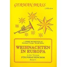 Weihnachten in Europa Band 1