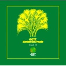 Gott danken ist Freude - Band 3 - Doppel-CD